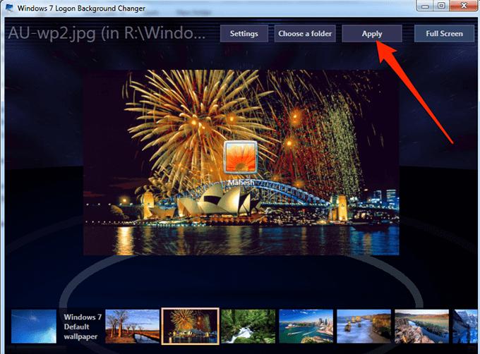 Download Windows 7 Build 7057 Login Wallpaper Redmond Pie