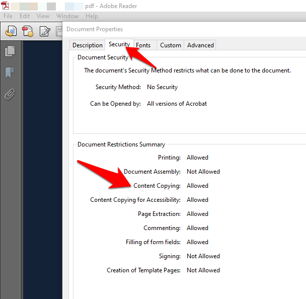 How To Copy Text From a PDF File