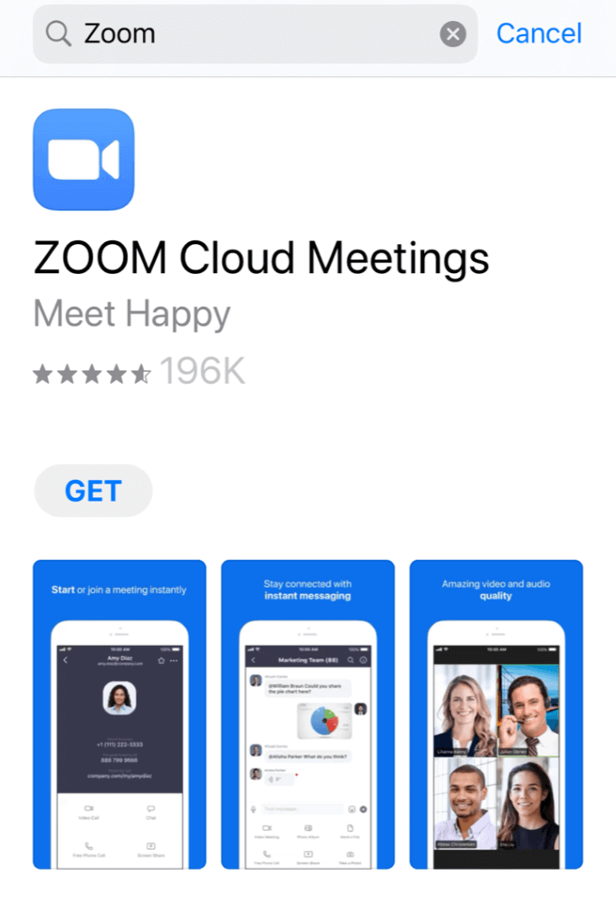 How To Host A Zoom Cloud Meeting On A Smartphone Or Desktop