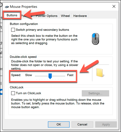 How To Change Your Mouse Speed In Windows 10