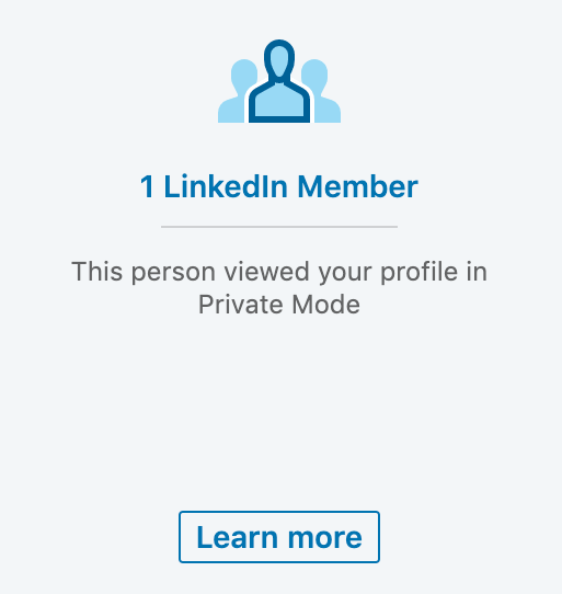 What is LinkedIn Private Mode and How to View Profiles Using It