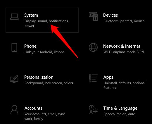 Hướng Dẫn Các Cách Điều Chỉnh Độ Sáng Màn Hình Windows 10 - AN PHÁT