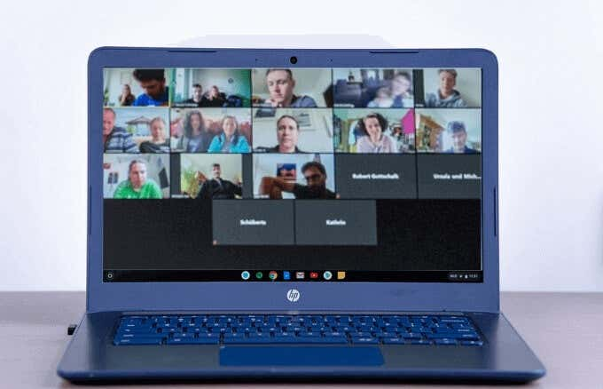 How To Use Zoom On Chromebook