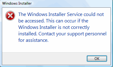 office 2003 installer runs every time
