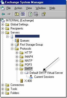 exchange protocols smtp
